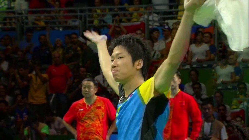 dubles rules in table tennis